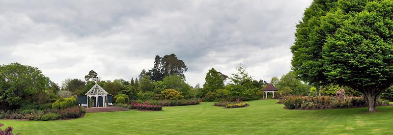 Rogers Rose Garden Hamilton Gardens Hamilton New Zealand - 4 Nov 2006