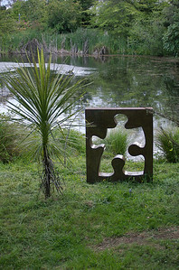 Sculpture-in-the-Park 2006 Waitakaruru Arboretum Hamilton  New Zealand - 3 Nov 2006