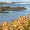 The mouth of the river Spey on the Moray Firth