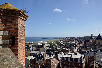 Dieppe, on the Normandy coast