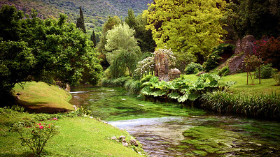 The Garden of Ninfa