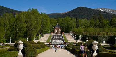 The Royal Palace of La Granja