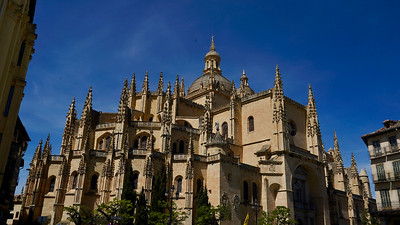 Cathedral of Segovia