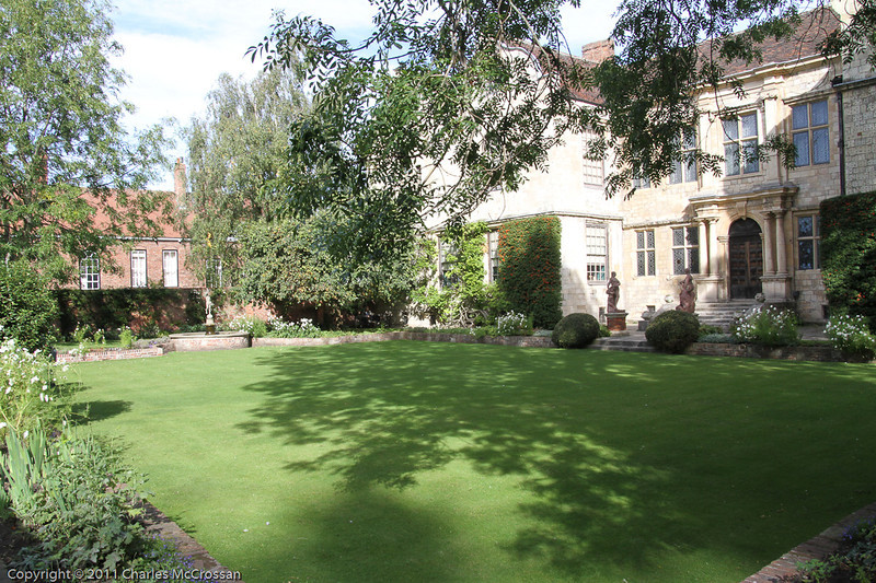 Treasurer's House Garden