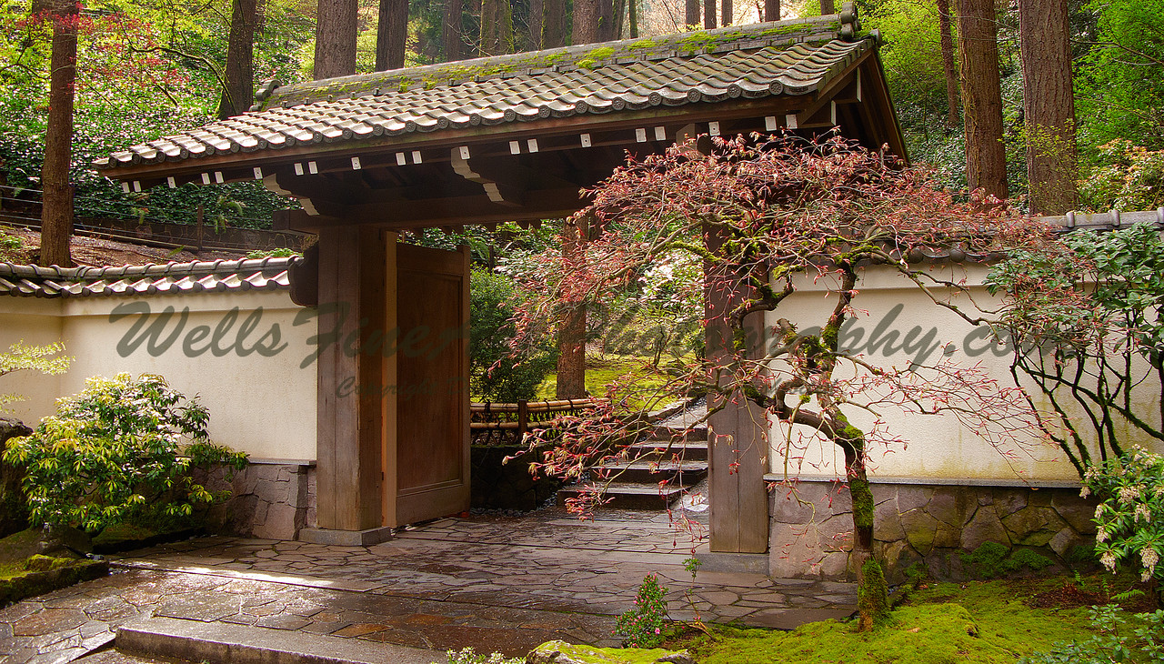 Ordinaire Japanese Garden Gate