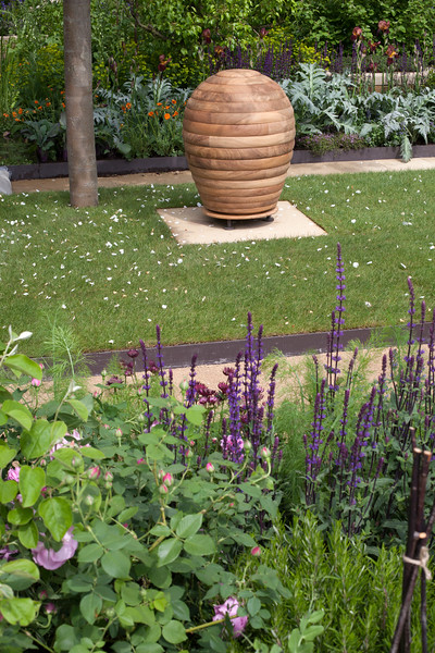 "'The Homebase Garden' - ""Sowing the Seeds of Change"" in association with Alzheimer's Society"