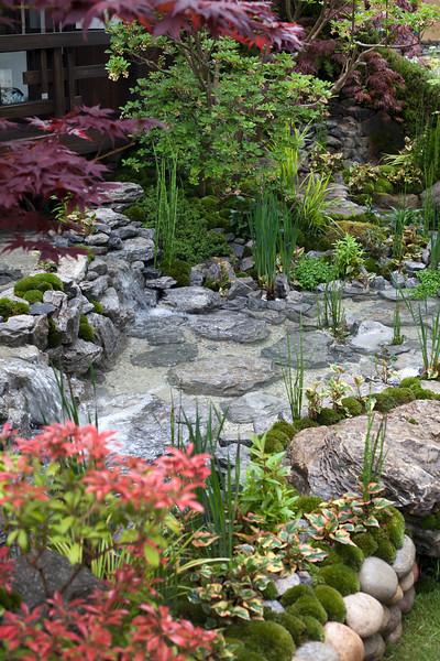An Alcove (Tokanoma Garden);