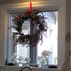 Winter windowsill