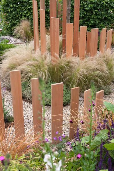 'The Peek-a-Boo Garden' Designer Angie Turner, BBC Gardener's World Live 2012,