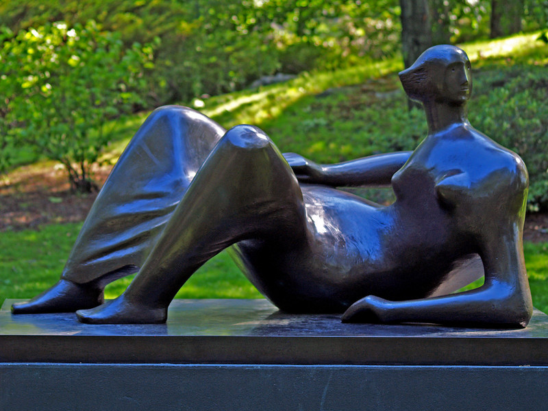 """Reclining Figure: Angles"" (1979)"
