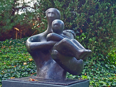 """""""Mother and Child"""" (1949)"""