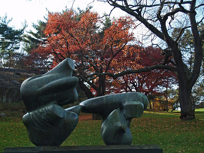 """Two Piece Reclining Figure: Points"""" (1969)"""