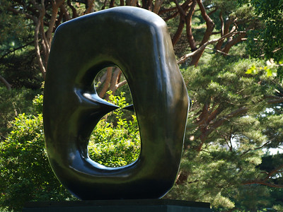 """""""Oval with Points"""" (1968-70)"""
