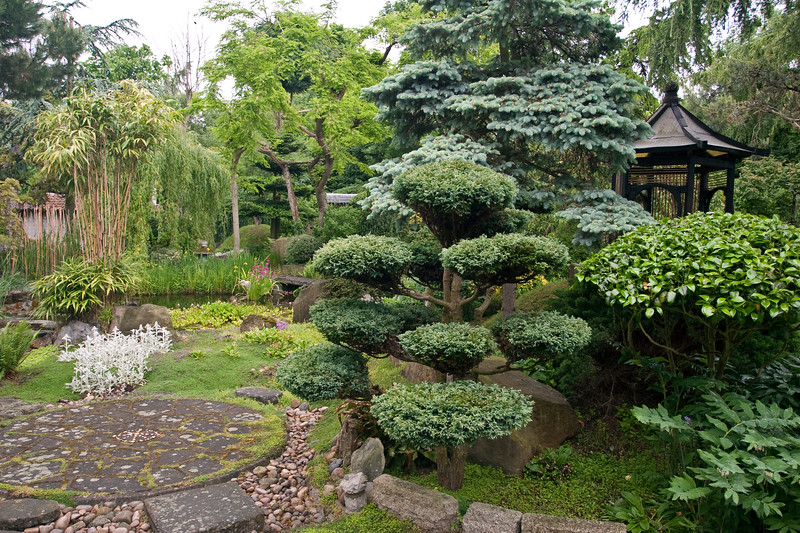 Pure Land Meditation Centre, Japanese Garden