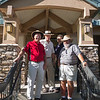 Dick Price, Mike, Jim Raddatz, and Leo Nickasch at Sentry World this year.  We had a wonderful day there and then the next day at Stevens Point Country Club.