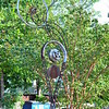"""""""RECYCLE"""" by Finton Shaw<br /> <br /> """"The Bernice Garden""""<br /> Little Rock, AR"""