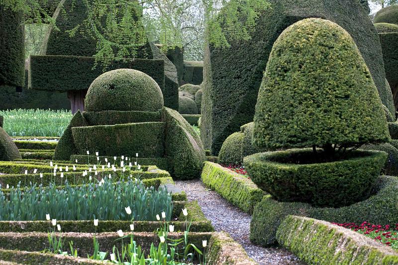 Levens Hall Garden