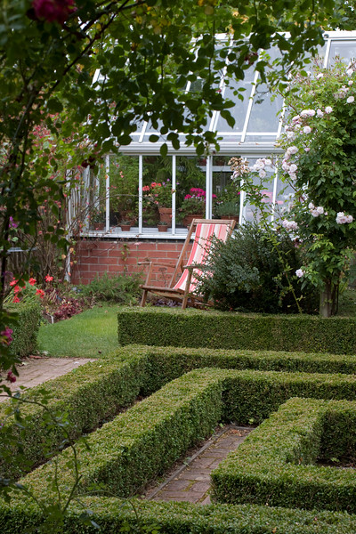 Cottage Garden, Barnsdale Garden