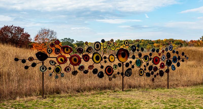 Jenny Kendler- Birds Watching - 2018