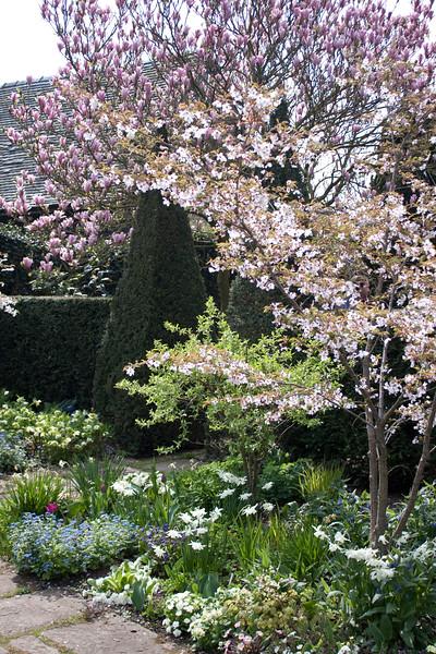 Wollerton Hall Garden