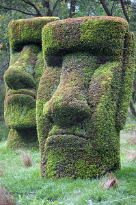 Easter Island topirary1