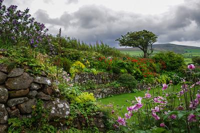 Pembrokeshire rockery