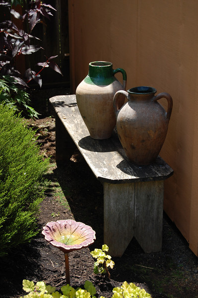 Shadow Play on Urns