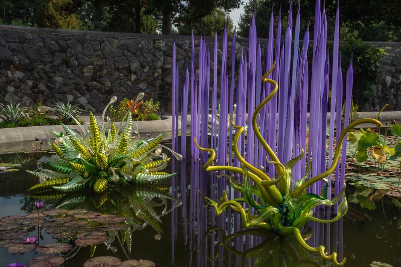 Purple Spires