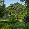 Elizabethan Gardens I
