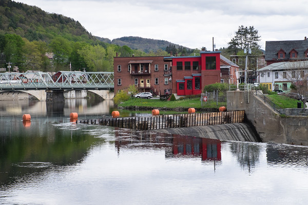 in Shelburne Falls