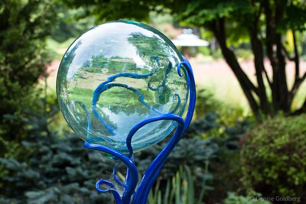 sculpture, Bedrock Gardens