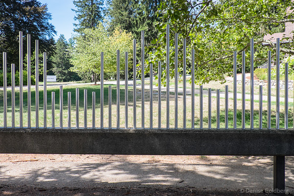 The Musical Fence, by Paul Matisse