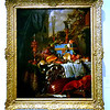 wealthy families would commission elaborate still lifes to display their prosperity