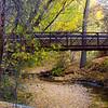 Hidden Hollow fall bridge 12x24