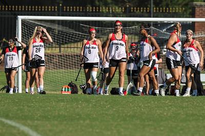 Gardner-Webb University Women's Lacrosse 2016-17