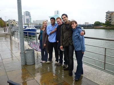 Meeting up in Belfast