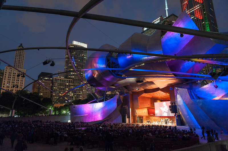 DCASE Blues Music Festival 2018 in Millennium Park