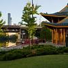 Ping Tom Memorial Park in China Town.