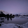 Elfin Lakes Ice