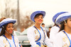 "Lakeview Centennial High School, Drill and Dance Team, ""Yankee Doodle Sweethearts"" performing at the January 16th, 2010 Martin Luther King Day parade."