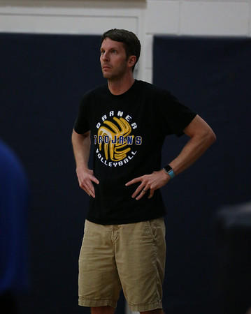Garner -Wake Christian Volleyball