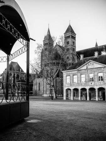 33/365 - Maastricht in zwart-wit