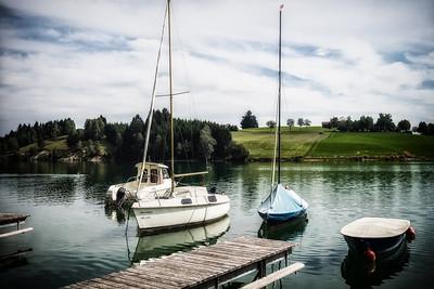 03/365 - Bootjes op de Forggensee