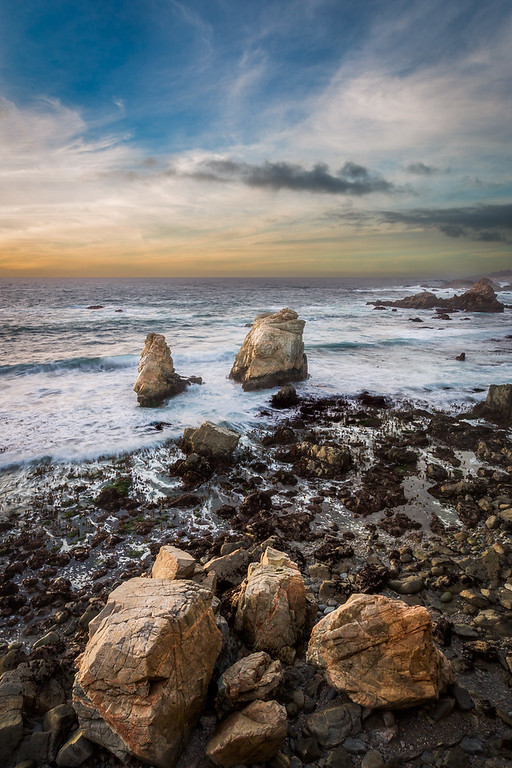 Soberanes  Sea Stacks
