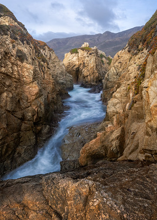 Hidden Water - Big Sur, CA