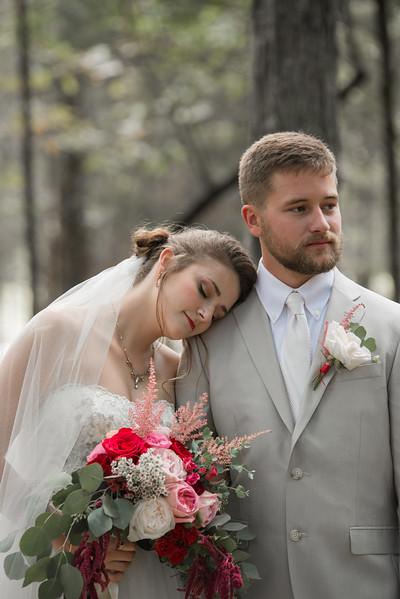 Garrett & Olivia Wedding