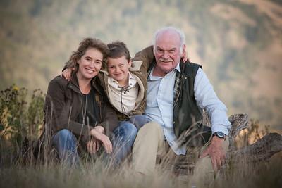 Macdonald Family Portraits