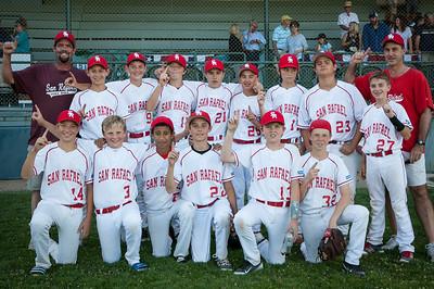 San Rafael Baseball