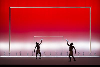 Scene I B - Barefoot Football