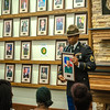 Hall of Heroes Photo Mounting Ceremony